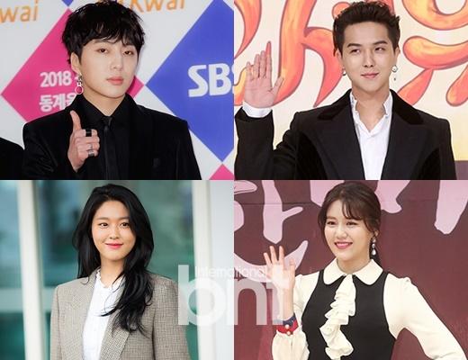 WINNER&AOA确定出击《RM》 节目将于5月播出