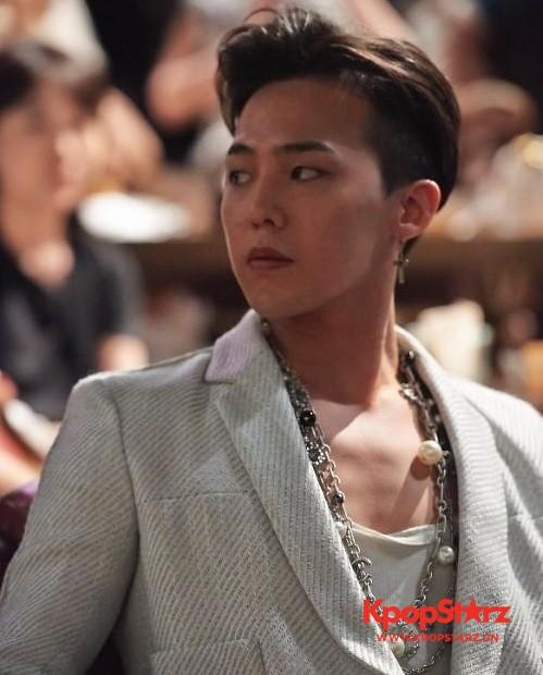 BigBang G-Dragon因脚踝受伤住院:严重到需要接受手术
