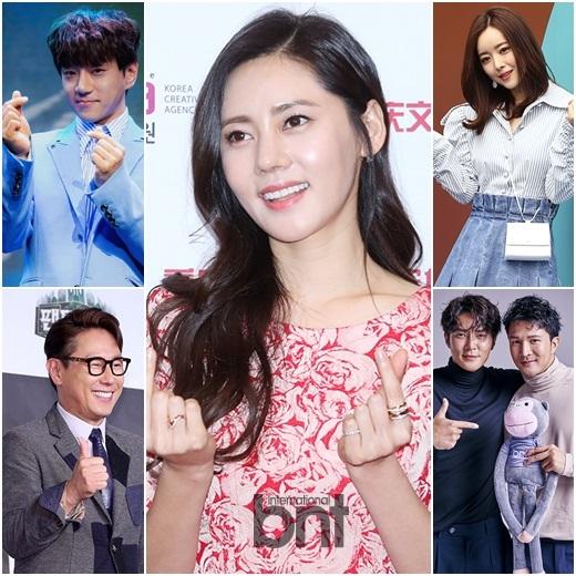 论中国喜爱的韩国明星 除了黄致列和秋瓷炫还有谁?