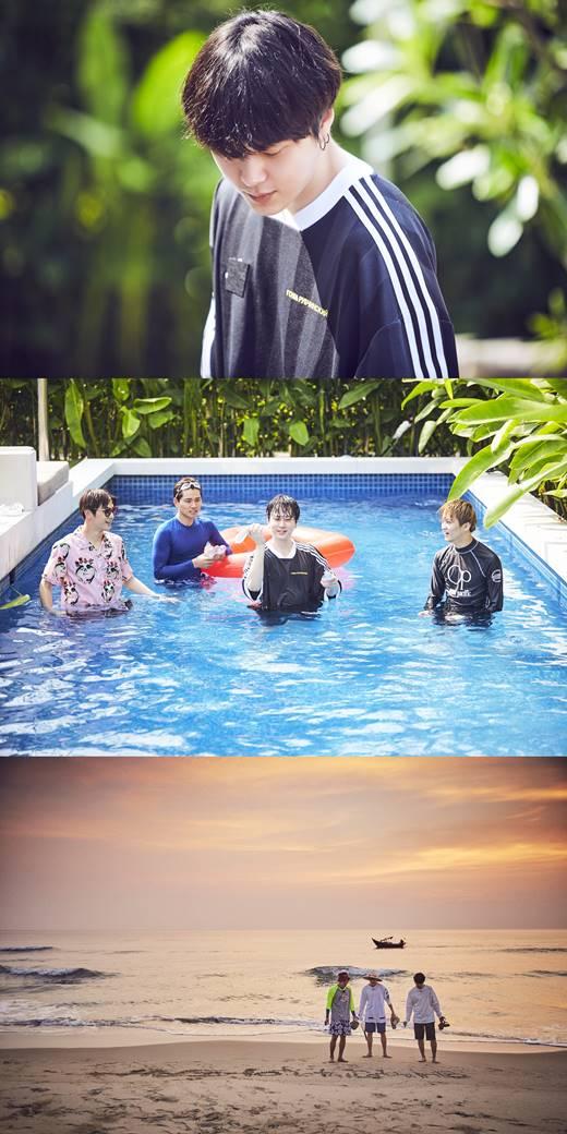 《被子外》于5日复播  岘港市旅行预告公开