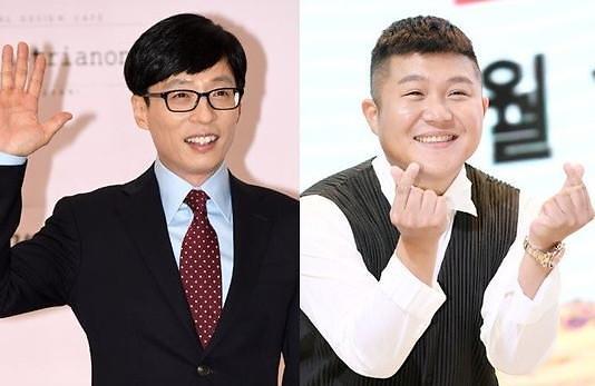 刘在石搭档曹世镐 首次出演tvN电视台新综艺