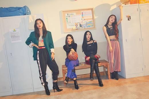集合最强女Idol合唱 《Wow Thing》28日公开