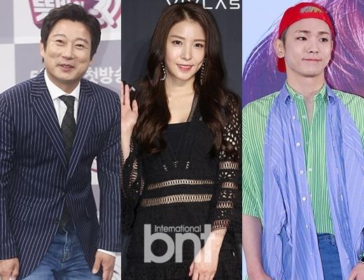 BoA Key李寿根EXO NCT SM家族出击《HT 4》