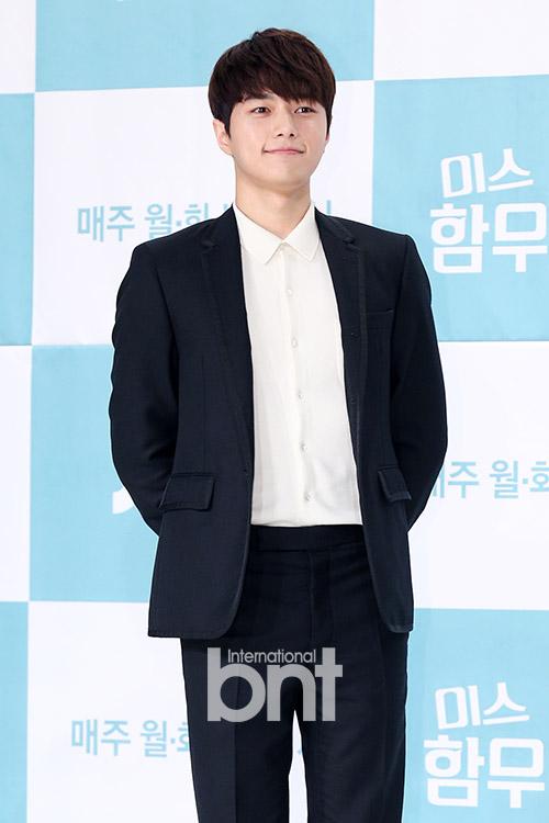 KBS新剧《只有一次的爱情》 金明洙有望担任男主角