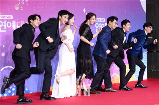 SBS《2018 演艺大赏》28日举行 李昇基夺得大赏