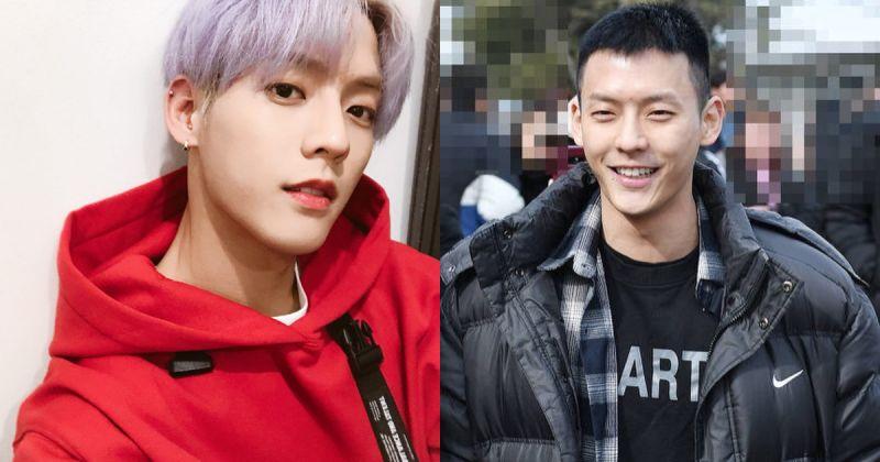BTOB 郑镒勋、Peniel 去军营探访李旼赫 「我过得很好」!