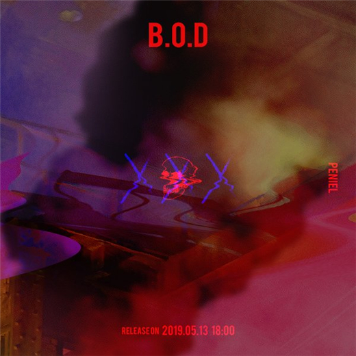 BTOB Peniel发行数位单曲 最新预告照正式公开