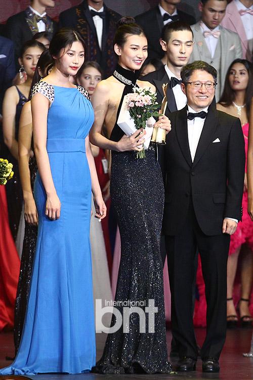 2019亚洲模特盛典完美落幕 中国选手关如意荣获冠军