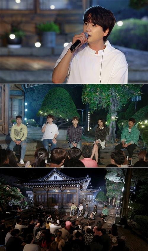 SJ圭贤特别出演《小区专辑》 展现感性街头Live表演