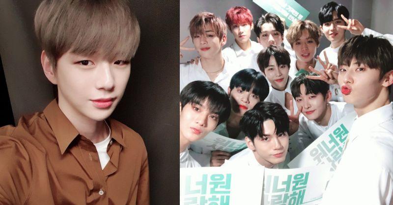 姜丹尼尔公司会回应缺席Wanna One聚会原因:「因海外见面会日程未能参加」
