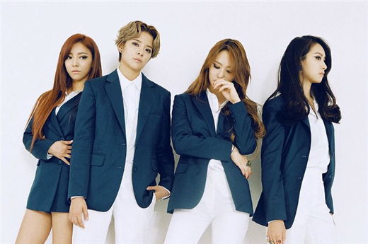 f(x)成员Luna&Amber&Victoria将离开SM Krystal合约未到期