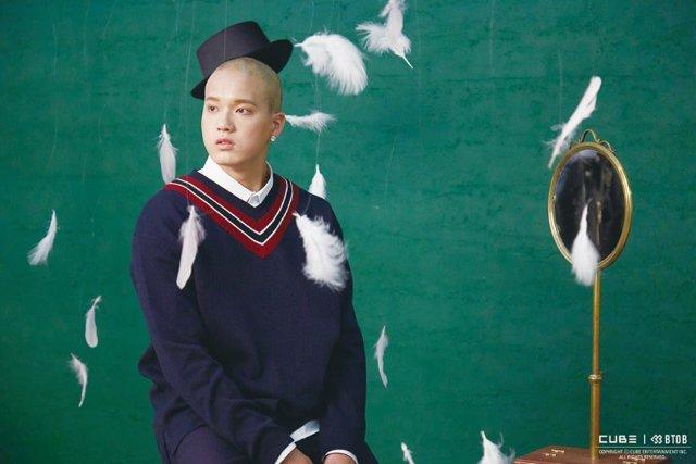 BTOB辛东根(Peniel)预定于6月底发表出道后的首张个人单曲