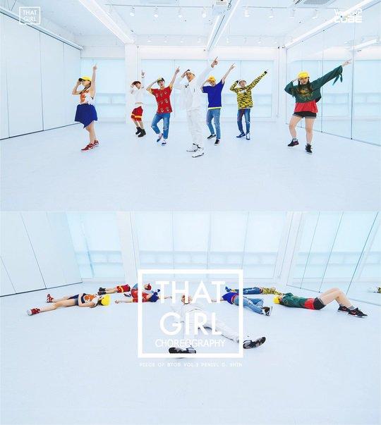 辛东根(Peniel)首支个人单曲《THAT GIRL》舞蹈练习版MV公开