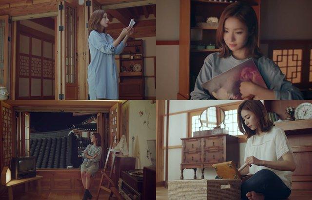 Younha(高润荷)翻唱曲《Take five》MV公开