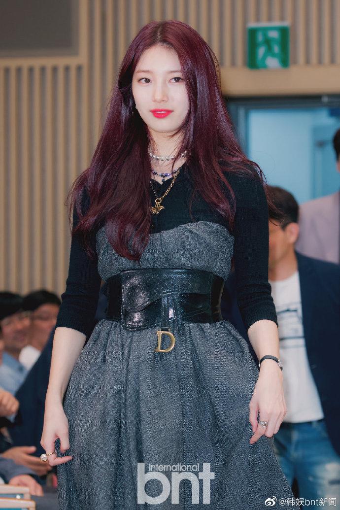 秀智拍摄《浪客行》途中与JYP解约吐露真实心情