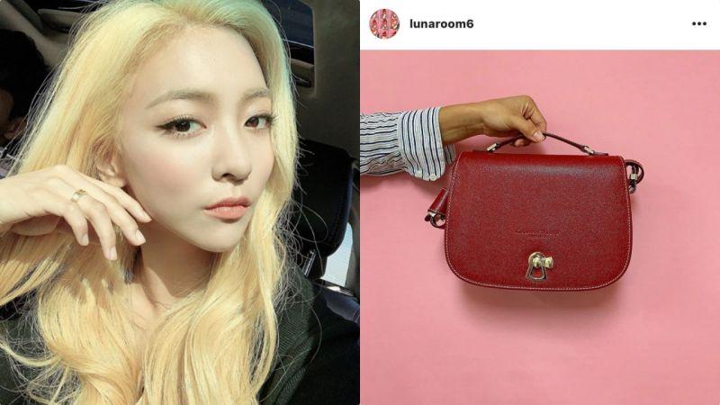 离开SM的Luna竟然要到靠IG打广告卖货?现况让粉丝担忧!