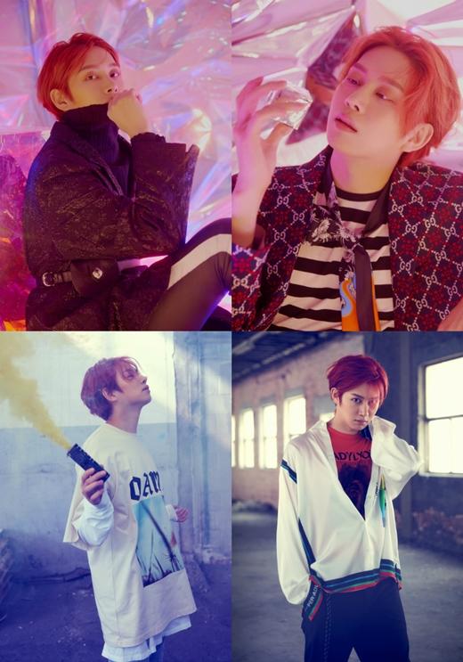 Super Junior金希澈&艺声&神童 公开梦幻复古风个人预告照
