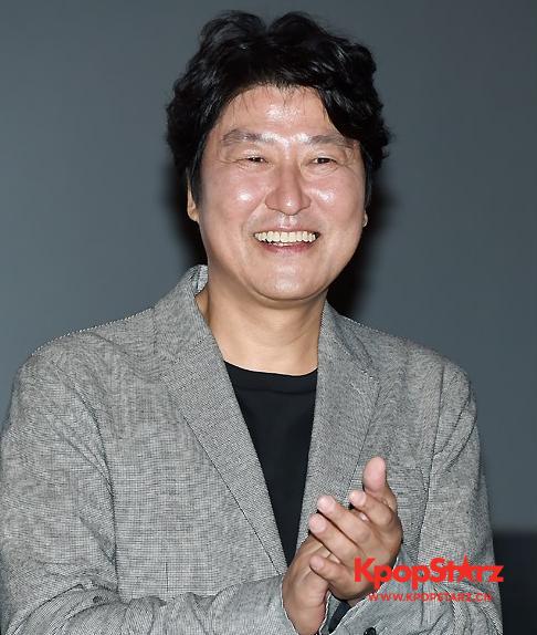 宋康昊连续两年当选韩国最具票房号召力男演员