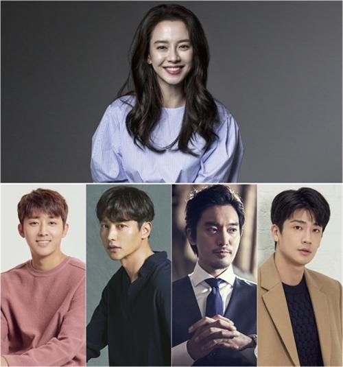 宋智孝将通过JTBC新剧《我们,爱过吗》重返荧幕