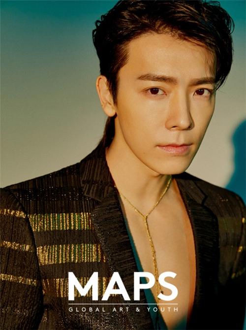 Super Junior东海画报公开 展示多彩个人魅力