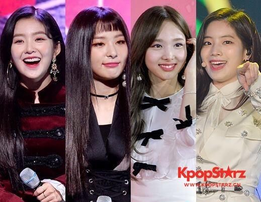 除了H.O.T版再现,Red Velvet+Twice携手演绎经典之经典