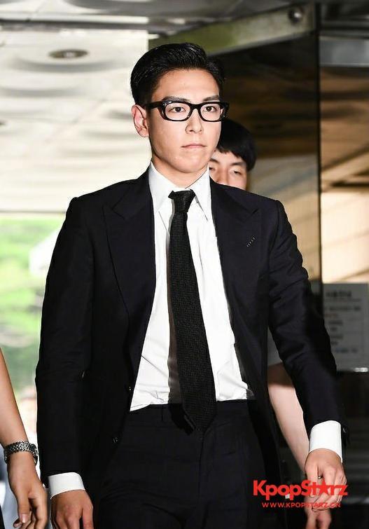 BigBang T.O.P将以补充役身份完成兵役 杨贤硕称:不放弃!