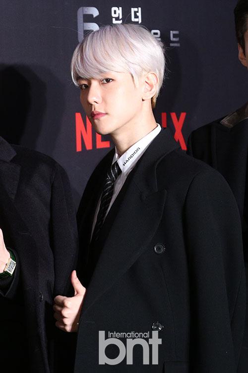 EXO边伯贤将为新剧《Hyena》演唱OST