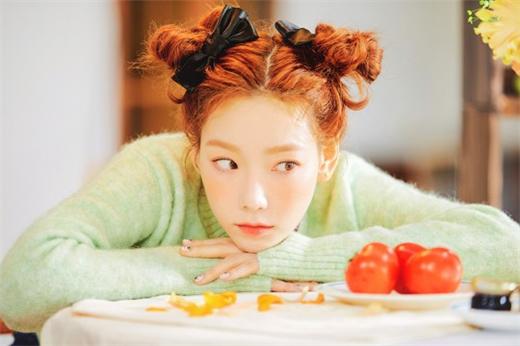 泰妍新曲《Happy》发行同时将通过Vlive与粉丝沟通