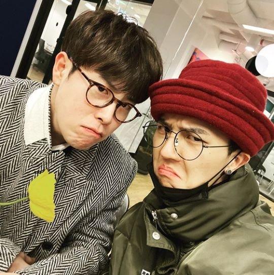 宋旻浩与PO新广播节目5日晚试播
