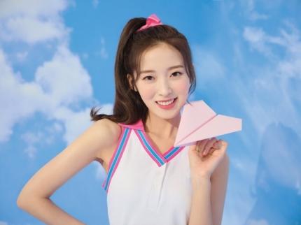 Oh My Girl成员Arin首次挑战演戏 主演《少女的世界》