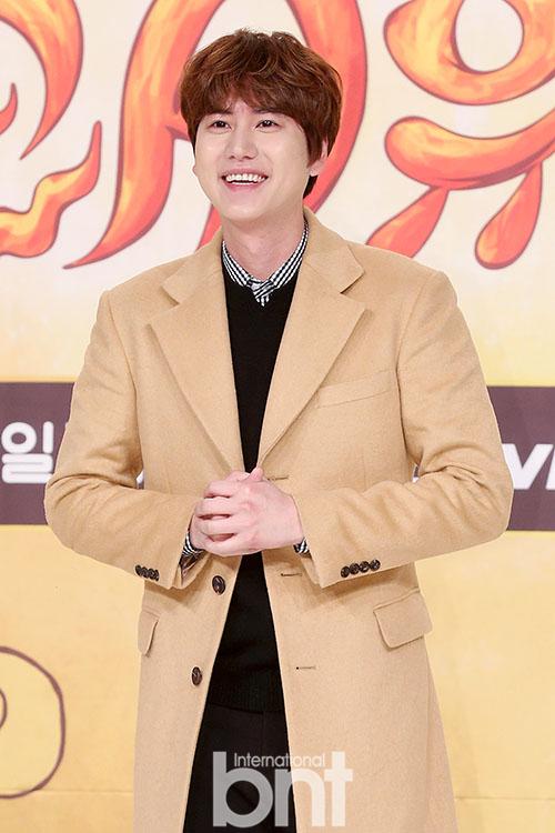 Super Junior圭贤将担任音乐综艺《oh!我的搭档,你》主持人