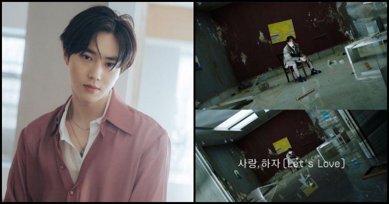 EXO Suho 只身出道在即 主打歌 MV 预告片接连公开!